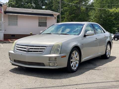 2006 Cadillac STS for sale at CVC AUTO SALES in Durham NC