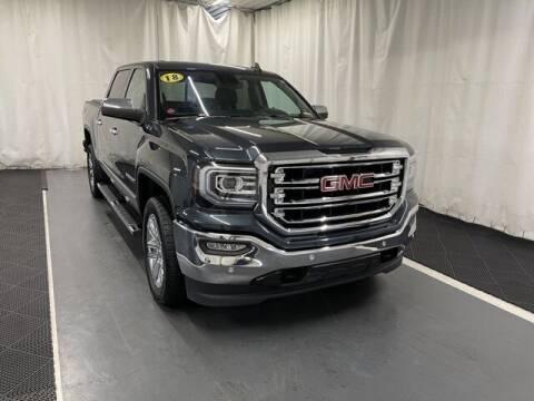 2018 GMC Sierra 1500 for sale at Monster Motors in Michigan Center MI