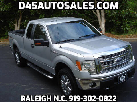 2013 Ford F-150 for sale at D45 Auto Brokers in Raleigh NC