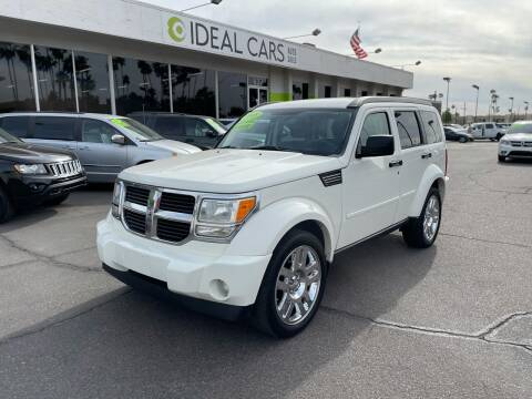 2008 Dodge Nitro for sale at Ideal Cars Apache Junction in Apache Junction AZ