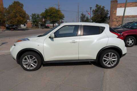 2012 Nissan JUKE for sale at Paris Fisher Auto Sales Inc. in Chadron NE