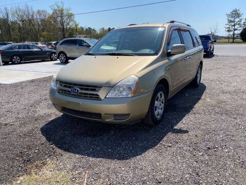 2010 Kia Sedona for sale at Complete Auto Credit in Moyock NC