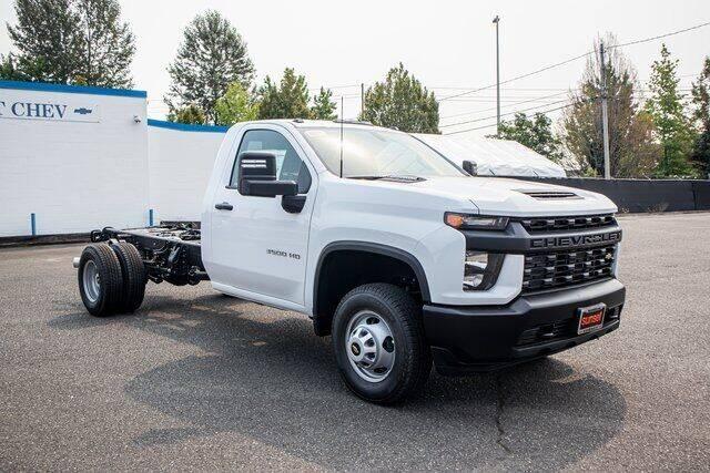 2021 Chevrolet Silverado 3500HD CC for sale in Sumner, WA