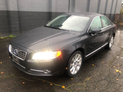 2013 Volvo S80 for sale at APX Auto Brokers in Lynnwood WA
