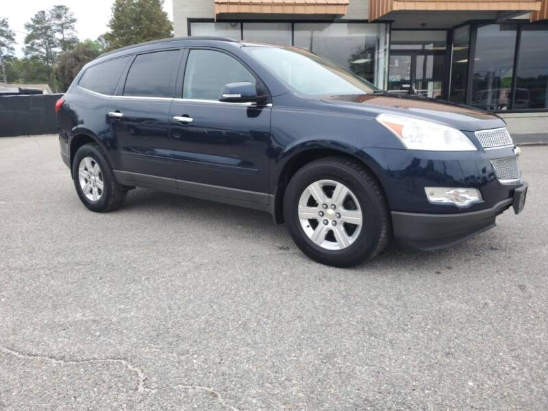 2012 Chevrolet Traverse for sale at Ron's Used Cars in Sumter SC