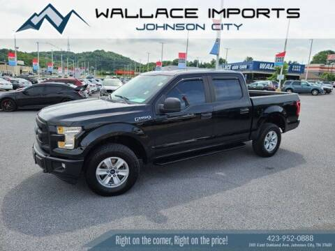 2016 Ford F-150 for sale at WALLACE IMPORTS OF JOHNSON CITY in Johnson City TN