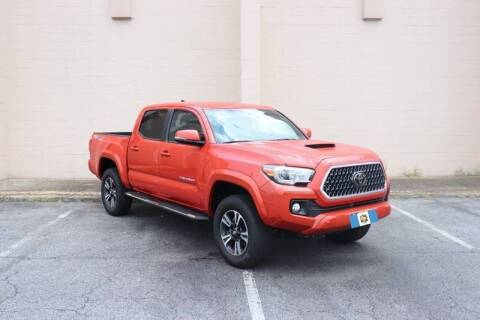 2018 Toyota Tacoma for sale at El Patron Trucks in Norcross GA