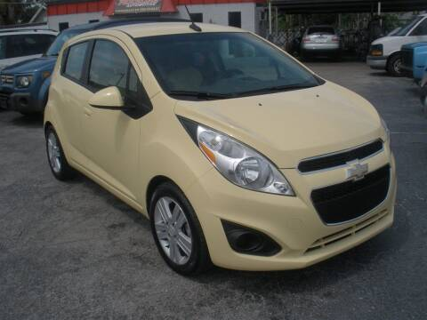 2014 Chevrolet Spark for sale at Priceline Automotive in Tampa FL