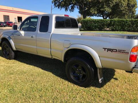 2003 Toyota Tacoma for sale at EA Motorgroup in Austin TX