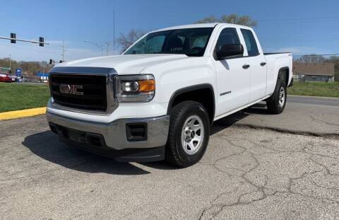 2014 GMC Sierra 1500 for sale at InstaCar LLC in Independence MO