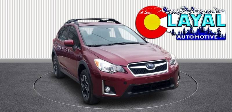 2016 Subaru Crosstrek for sale at Layal Automotive in Englewood CO