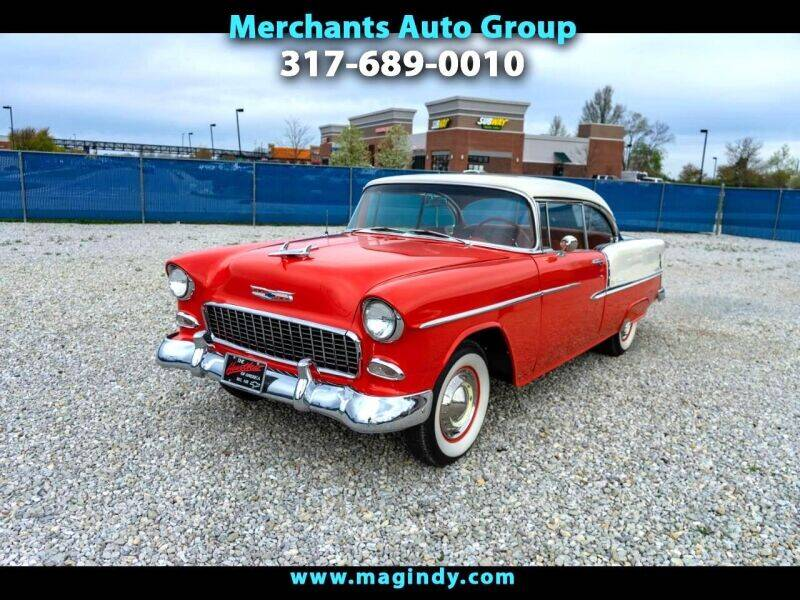 1955 Chevrolet Bel Air for sale in Cicero, IN