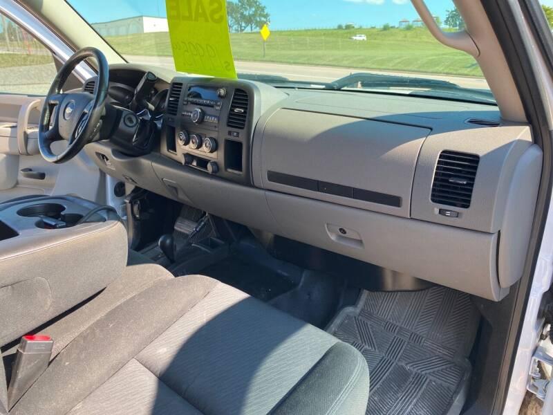 2013 Chevrolet Silverado 2500HD 4x4 Work Truck 4dr Extended Cab SB - Treynor IA