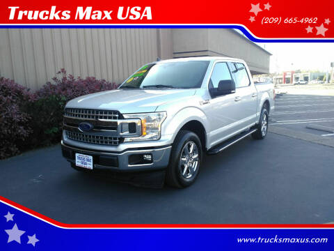 2019 Ford F-150 for sale at Trucks Max USA in Manteca CA