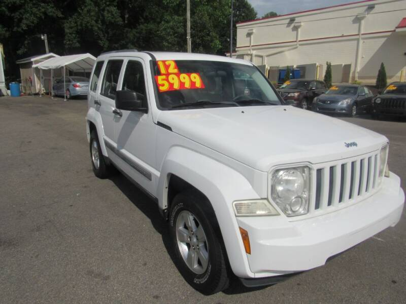 2012 Jeep Liberty for sale at Auto Bella Inc. in Clayton NC