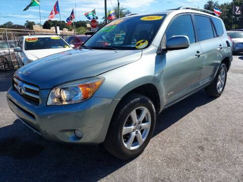 2007 Toyota RAV4 for sale at AUTO IMAGE PLUS in Tampa FL
