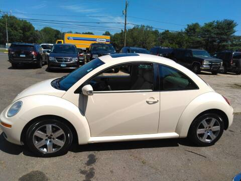 2006 Volkswagen New Beetle for sale at Guilford Auto in Guilford CT