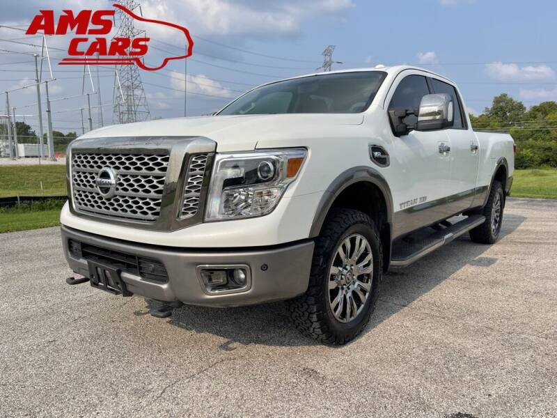 2017 Nissan Titan XD for sale in Indianapolis, IN