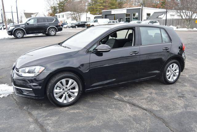 2021 Volkswagen Golf for sale at AUTO ETC. in Hanover MA