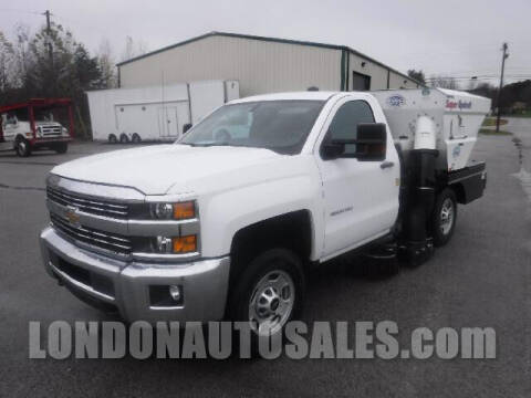 2018 Chevrolet Silverado 2500HD for sale at London Auto Sales LLC in London KY