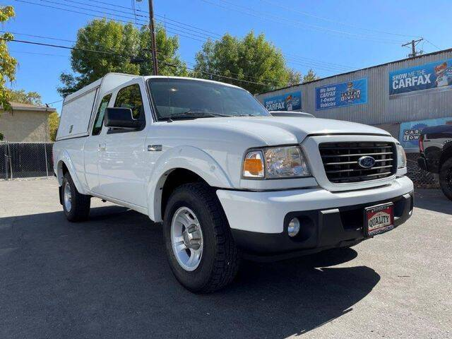2008 Ford Ranger for sale at Quality Pre-Owned Vehicles in Roseville CA