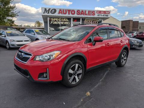 2017 Subaru Crosstrek for sale at Mo Auto Sales in Fairfield OH