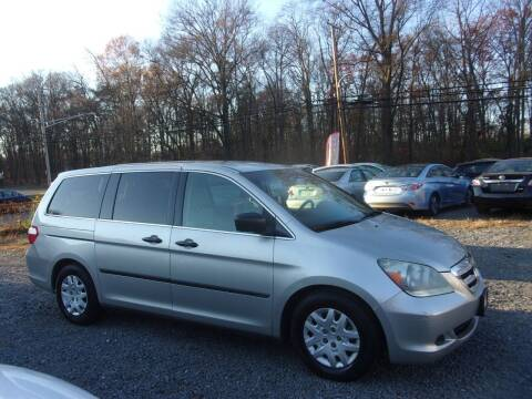 2006 Honda Odyssey for sale at Balic Autos Inc in Lanham MD