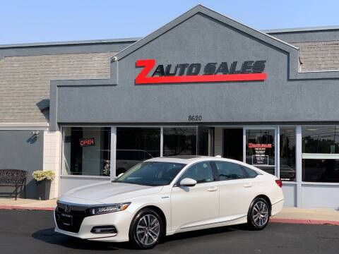 2018 Honda Accord Hybrid for sale at Z Auto Sales in Boise ID