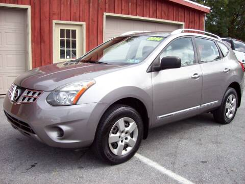 2014 Nissan Rogue Select for sale at Clift Auto Sales in Annville PA