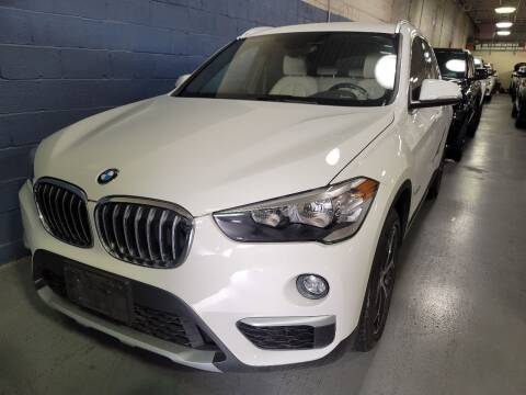 2018 BMW X1 for sale at AW Auto & Truck Wholesalers  Inc. in Hasbrouck Heights NJ
