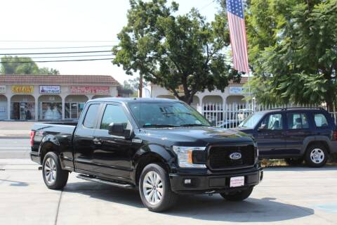 2018 Ford F-150 for sale at Car 1234 inc in El Cajon CA
