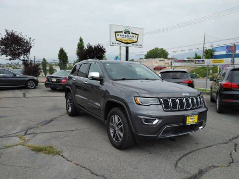 2017 Jeep Grand Cherokee for sale at CarSmart Auto Group in Murray UT