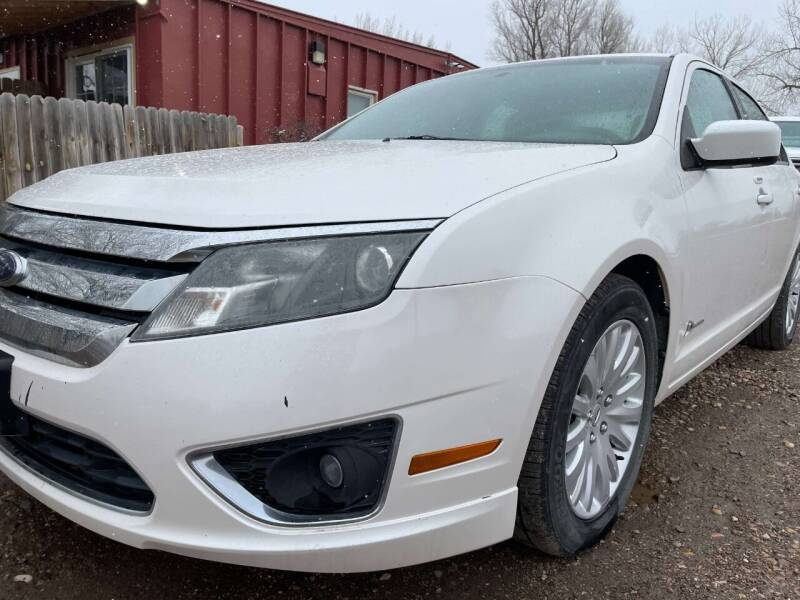 2010 Ford Fusion Hybrid for sale at Autos Trucks & More in Chadron NE