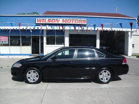 2014 Chevrolet Impala Limited for sale at Wilson Motors in Junction City KS