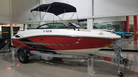 2014 Sea Ray 19 Sport for sale at Prestige USA Auto Group in Miami FL