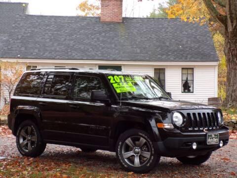 2016 Jeep Patriot for sale at The Auto Barn in Berwick ME