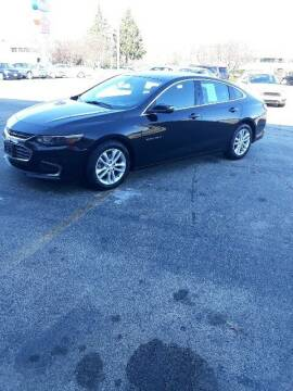 2016 Chevrolet Malibu for sale at Bachrodt on State in Rockford IL
