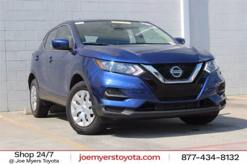 2020 Nissan Rogue Sport for sale at Joe Myers Toyota PreOwned in Houston TX