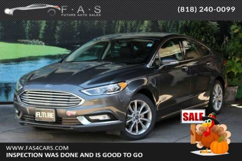 2017 Ford Fusion Energi for sale at Best Car Buy in Glendale CA