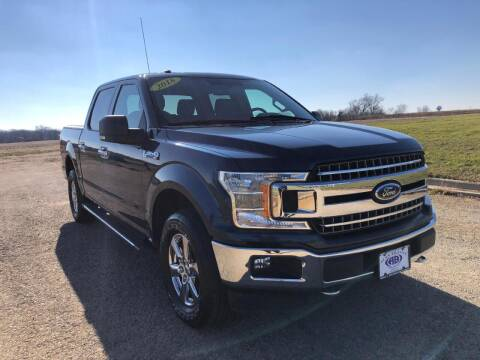 2018 Ford F-150 for sale at Alan Browne Chevy in Genoa IL