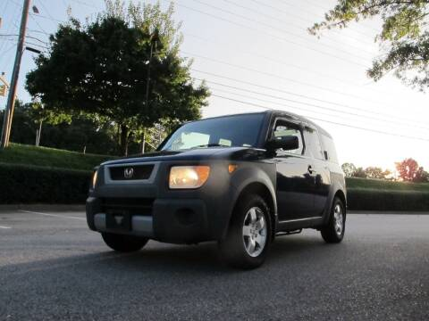 2003 Honda Element for sale at Best Import Auto Sales Inc. in Raleigh NC