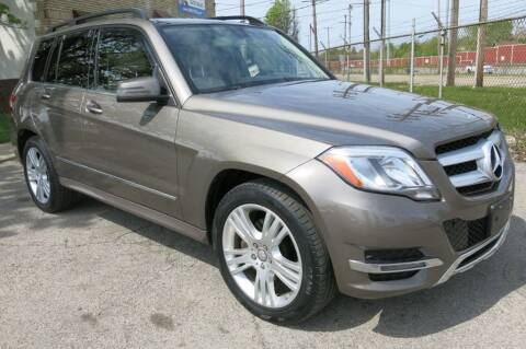 2014 Mercedes-Benz GLK for sale at VA MOTORCARS in Cleveland OH