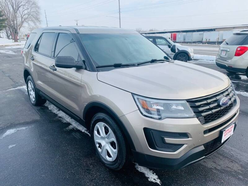 2016 Ford Explorer for sale at Central Iowa Auto Sales in Des Moines IA