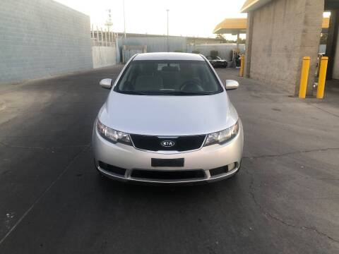 2010 Kia Forte for sale at Fast Lane Motors in Turlock CA