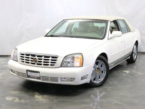 2005 Cadillac DeVille for sale at United Auto Exchange in Addison IL