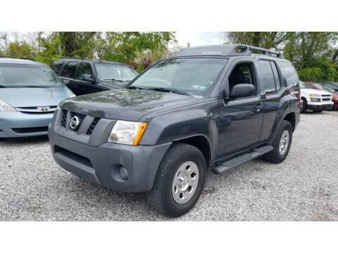 2008 Nissan Xterra for sale at Island Auto Sales in E.Patchogue NY