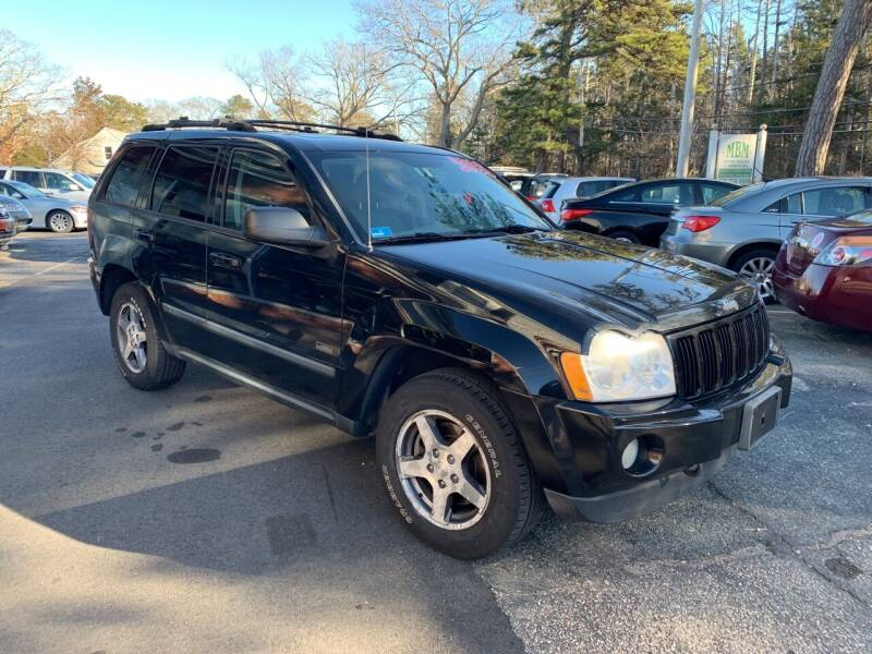 2007 Jeep Grand Cherokee for sale at MBM Auto Sales and Service - MBM Auto Sales/Lot B in Hyannis MA