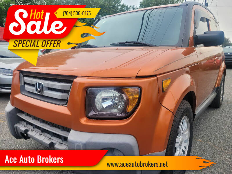 2008 Honda Element for sale at Ace Auto Brokers in Charlotte NC