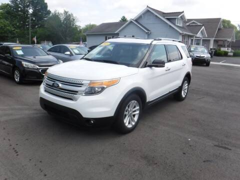 2013 Ford Explorer for sale at Rob Co Automotive LLC in Springfield TN