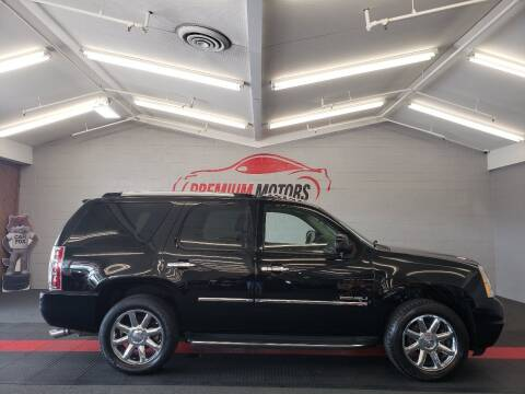 2011 GMC Yukon for sale at Premium Motors in Villa Park IL